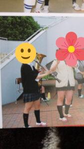 高校の時の演奏写真